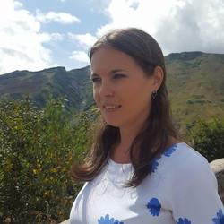 Олеся Сажина