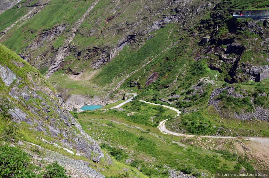 Ещё одно мини-водохранилище. На горе Хёхенбург проводятся курсы скалолазания. Стоимость 57 евро, встречаются у касс в 9.30 утра и заканчивают в 14 часов.