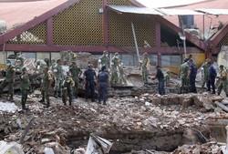 Число жертв землетрясения в Мексике достигло 61 человека