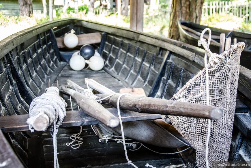 Снасти рыбака