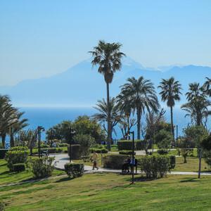 Вдоль Средиземноморского побережья
