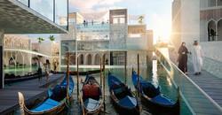К 2020 году в Дубае для туристов построят копию Венеции