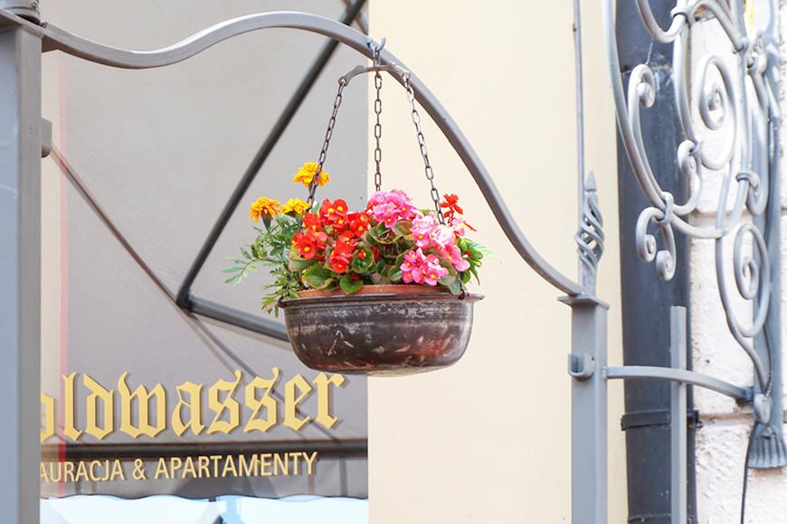 Goldwasser — вкусное и приятное место, загляните сюда, если будете в Гданьске