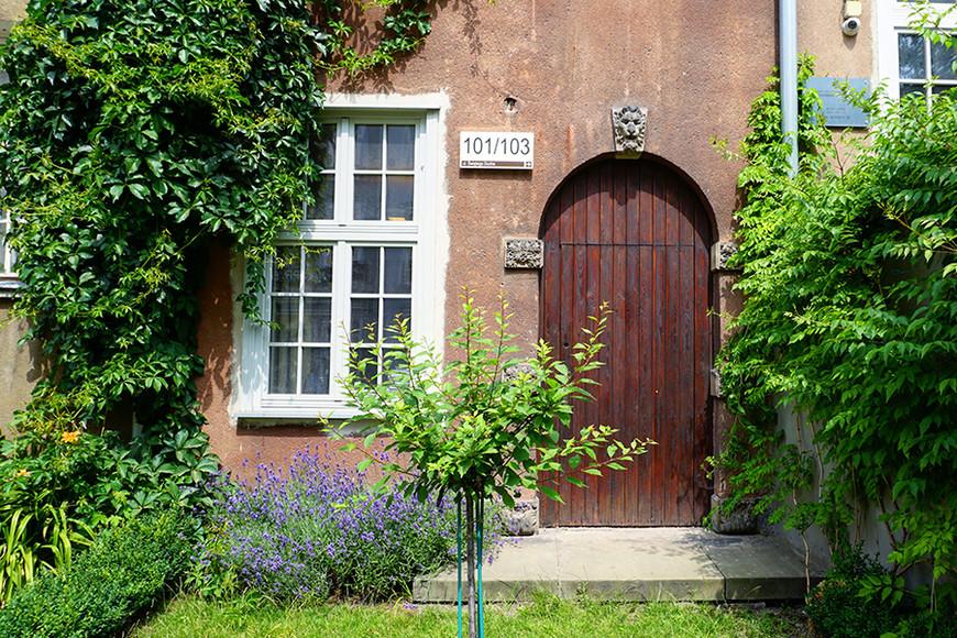 Swietego Ducha — самая красивая улица Гданьска, на мой взгляд