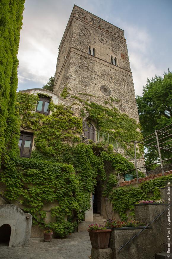 Башня виллы Руфоло