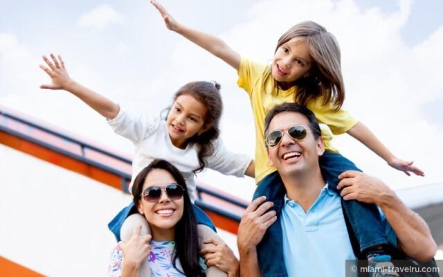 Развлечения в Майами для всей семьи