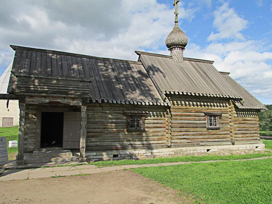 Церковь св. Дмитрия Солунского.