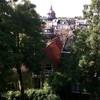 Вид на город с лейденской башни
