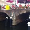 На каналах города; лейденский герб