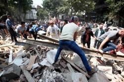 В Мексике произошло землетрясение магнитудой 7.1, 226 погибших
