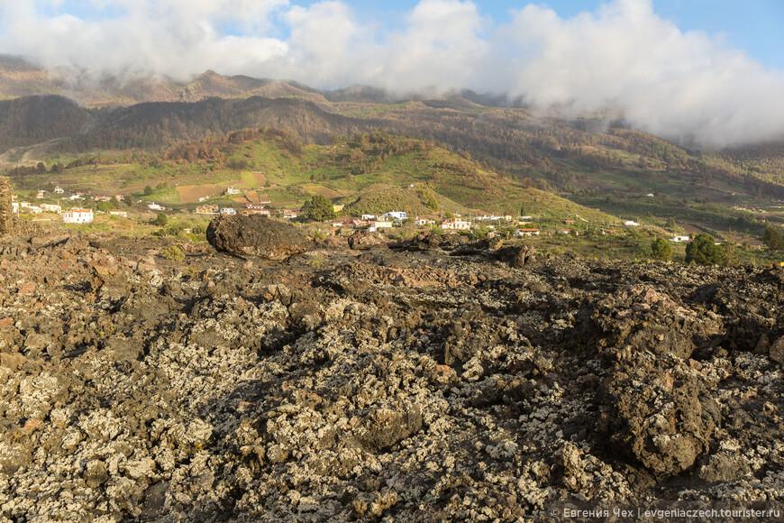 """Это территория поселения Las Manchas,  что означает """" пятна"""". Вот небольшие хуторки, как пятна, разбросаны по огромной территории."""