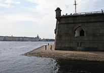 Петропавловская крепость (Дорога на Выборг15)