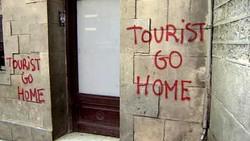 Жители Майорки вновь протестуют против туристов