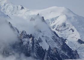 Подъёмник Aiquille du Midi. Франция.