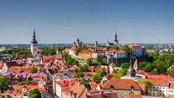 Турпоток из РФ в Эстонию в июле вырос на 21%