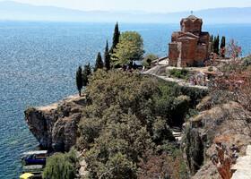 Охрид — жемчужина Македонии