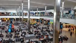 Программный сбой приостановил работу аэропортов по всему миру