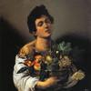Караваджио. Юноша с корзиной фруктов