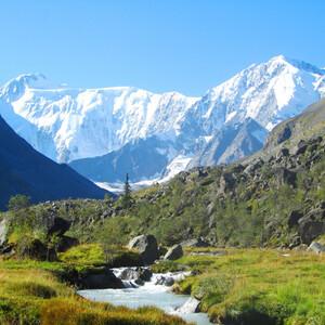 Заповедник Сайлюгем и природный парк Белуха