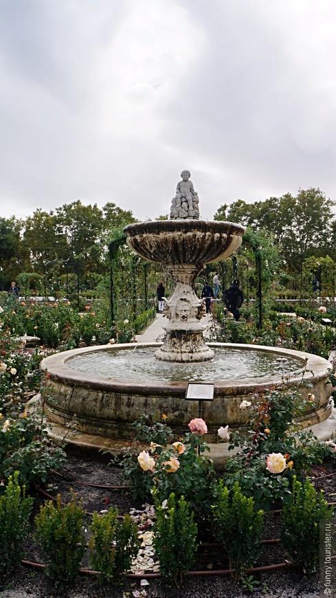 Розарий Ла-Росаледа особенно великолепен в мае и июне в период цветения. Сад был разбит в 1915 году главным садовником города Сесилио Родригесом по подобию розариев в других европейских городах. Сейчас здесь насчитывается более 4000 розовых кустов.