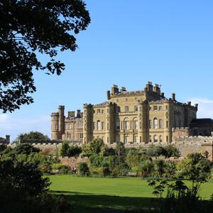 Замок Кулэйн/Culzean Castle с его секретами