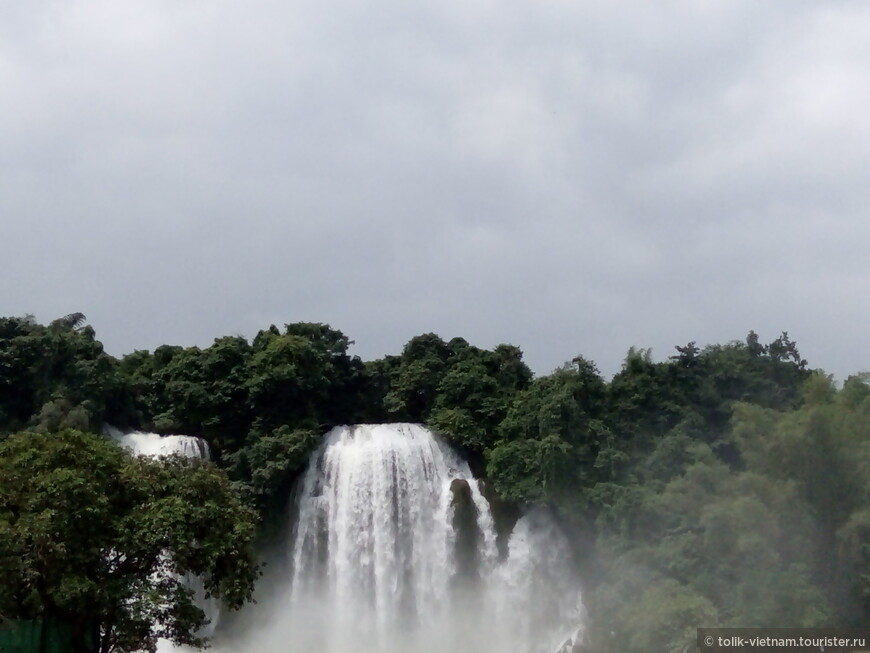 Водопад Банзек-провинция Као Банг