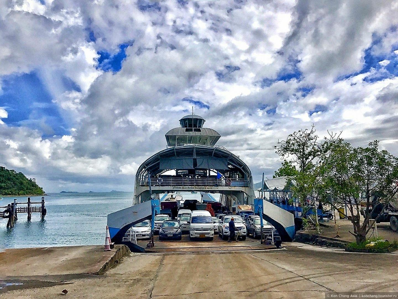Как самостоятельно добраться до острова Ко Чанг из Бангкока