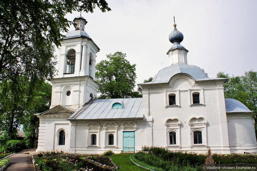 Действующая церковь Богоявления Господня (1784 г.)