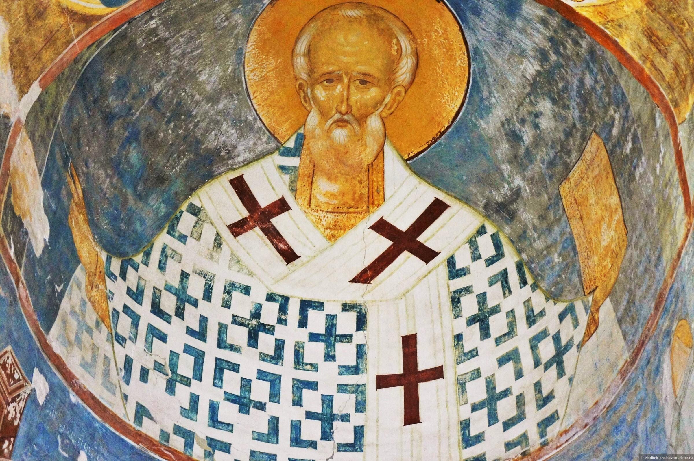 Ферапонтов монастырь с фресками Дионисия