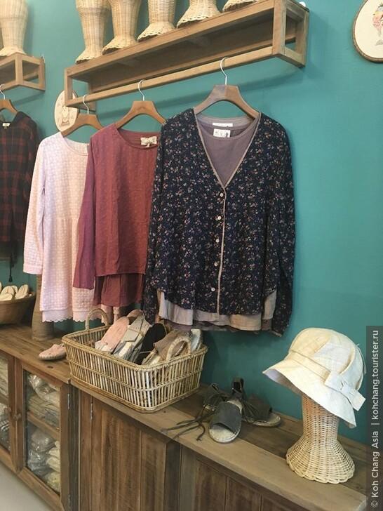 Магазин женской одежды Fashion Koh Chang