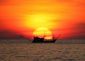 Закаты острова Ко Чанг