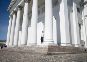 Я люблю такой Хельсинки