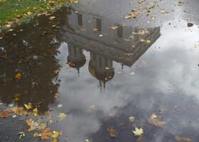 Осенние краски Псковской земли