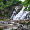 Случайный водопад по пути