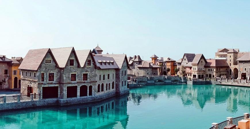 Риверленд в Дубае (Riverland Dubai)