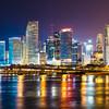 Вечерняя экскурсия по Майами. Ночной Майами