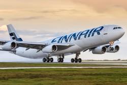 В пятницу 13-го Finnair летала в HEL рейсом 666