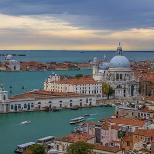 Венеция. День, вечер, утро