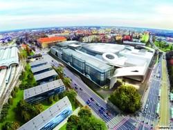 В Польше открылся крупнейший в Европе торговый центр