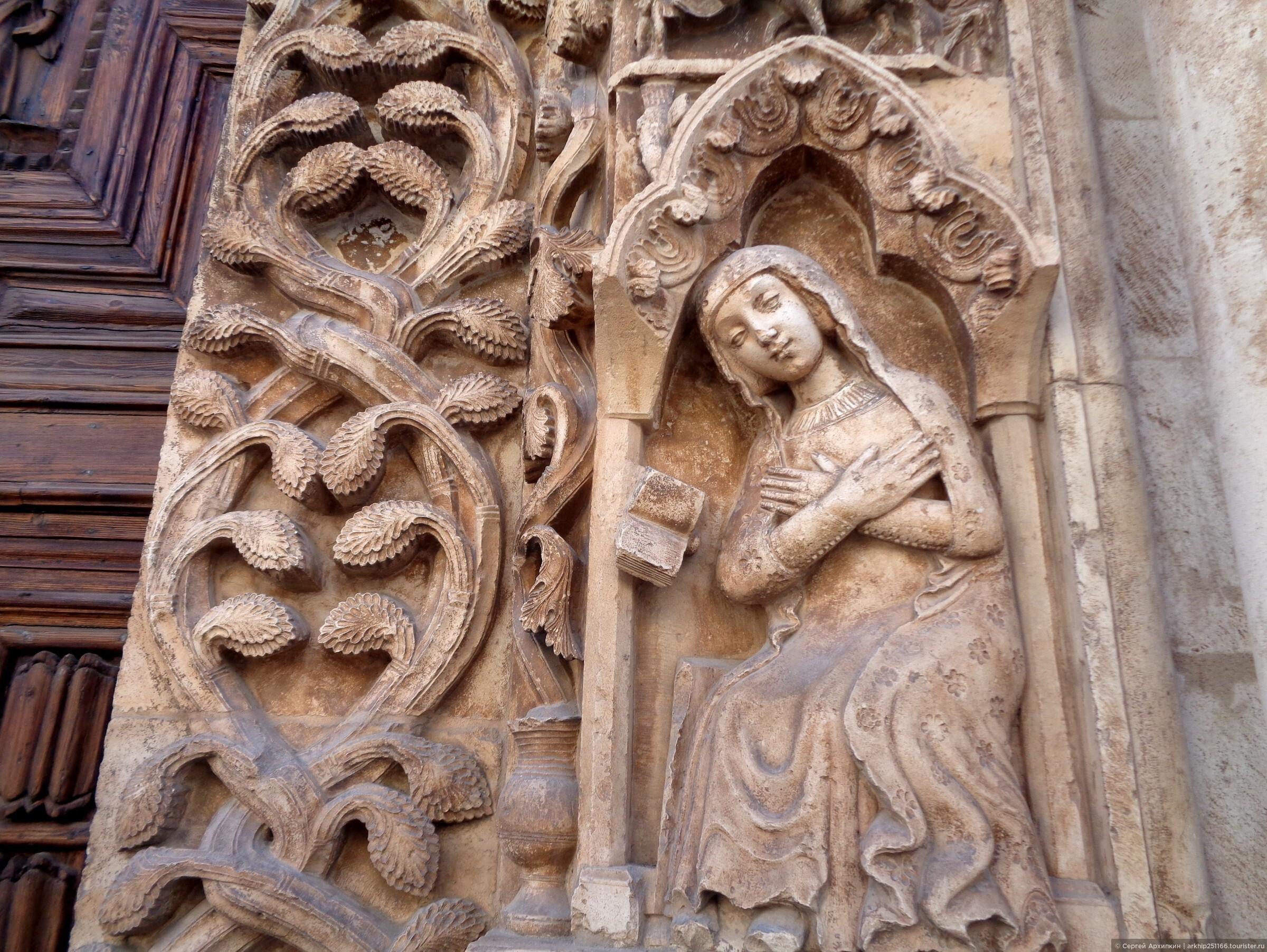 В Альтамуру, чтобы увидеть ее великолепные средневековые соборы