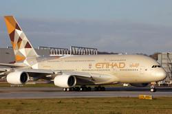 Etihad Airways ввела безбагажные тарифы