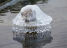 Нежная поступь зимы. Часть 2. Как замерзает Байкал