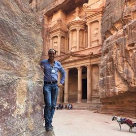 Турист Таер Самуди (Thaer)