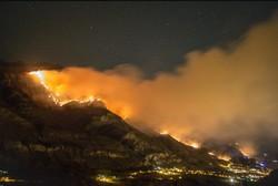 МИД РФ предупредил о пожарах в Италии