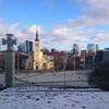 Площадь Свободы - главная площадь Эстонии