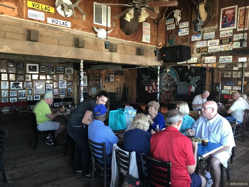Pappy and Harriet's - бар, куда нужно бронировать места даже днём