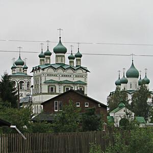 Николо-Вяжищский монастырь. (Из Выборга - 10)