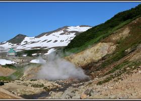 Камчатка 5. Малая долина гейзеров