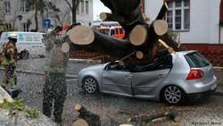 Ростуризм предупредил россиян об урагане в Германии, Чехии и Польше