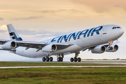 Авиакомпания Finnair начинает взвешивать пассажиров